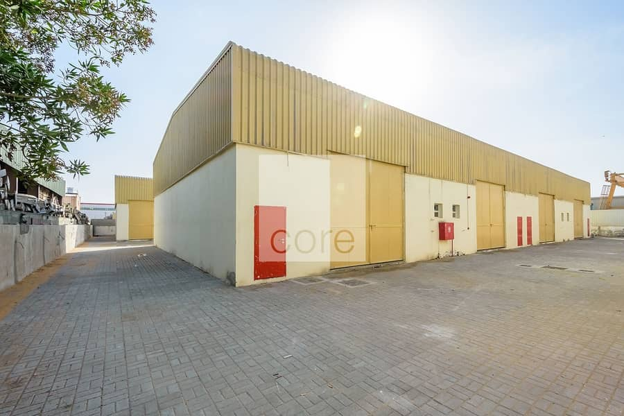 Warehouse and Retail | Full Building