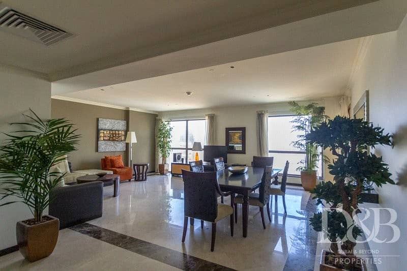 10 Palm View | High Floor | Fully Furnished