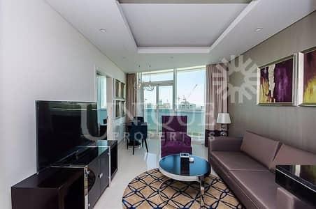 فلیٹ 1 غرفة نوم للايجار في وسط مدينة دبي، دبي - Fully Furnished 1Br Unit | Ready to Move In