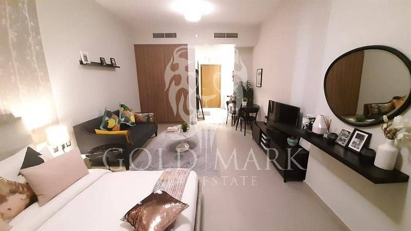 2 12 cheques Trendy Furnished Spacious with Balcony