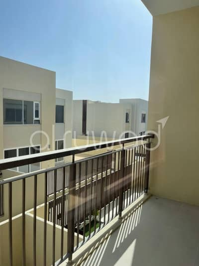 2 Bedroom Townhouse for Rent in Dubai South, Dubai - 2BR Townhouse with Free Chiller | Near to Pool