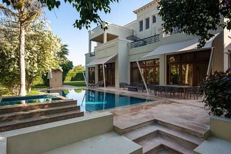 فیلا 6 غرف نوم للبيع في البراري، دبي - Bromellia - Renovated | Extended Plot with landscaping from an award winning designer