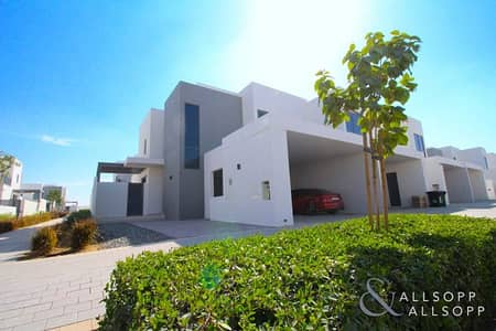 4 Bedroom Villa for Sale in Dubai Hills Estate, Dubai - Close to the Parks | 4 Bed End | Type 2E