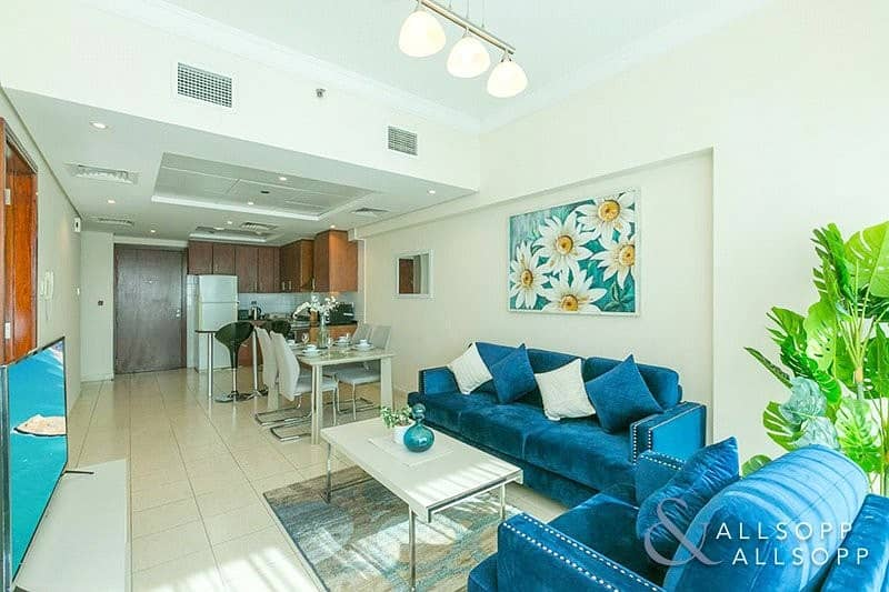 2 Marina View | 1 Bedroom | Fully Furnished
