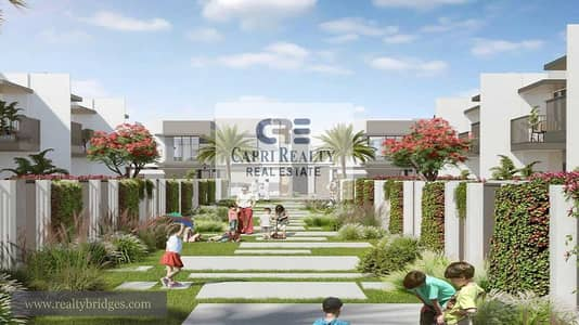 4 Bedroom Villa for Sale in The Valley, Dubai - 25 mins Downtown| EMAAR| Post handover plan