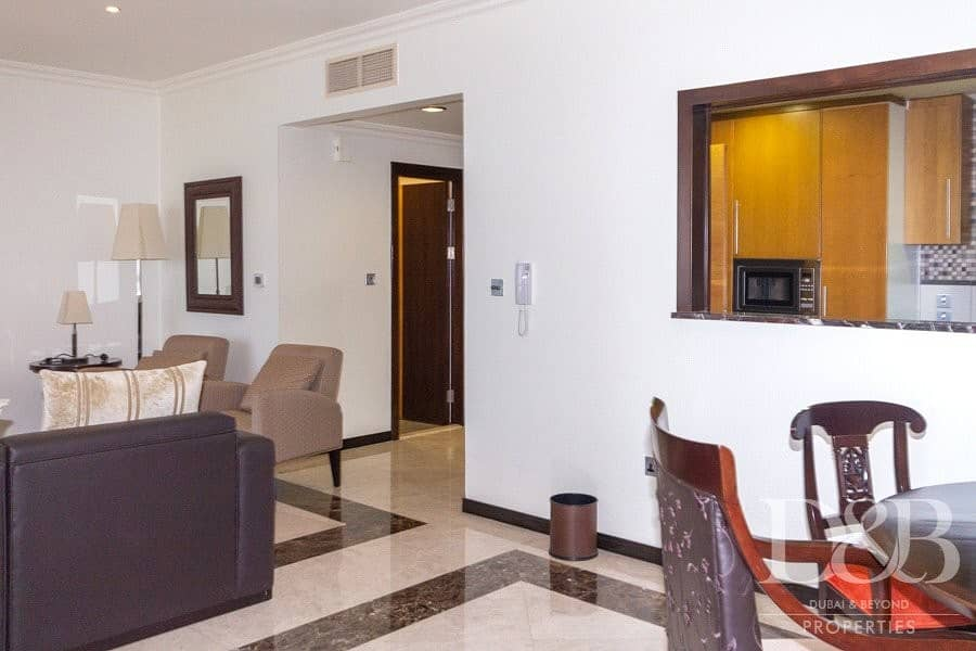 2 Full Sea View | Fully Furnished | High Floor