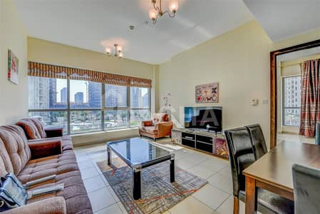 شقة 1 غرفة نوم للايجار في دبي مارينا، دبي - 1BR / Vacant / Big Layout / Chiller Free