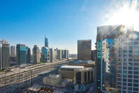 فلیٹ 1 غرفة نوم للايجار في دبي مارينا، دبي - Marina View | Furnished | Flexible Cheques