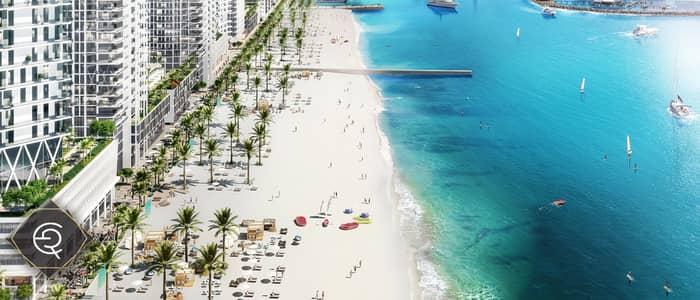 فلیٹ 2 غرفة نوم للبيع في دبي هاربور، دبي - Luxury 2 Bedroom Beachfront  4 years installments + DLD WAIVER!
