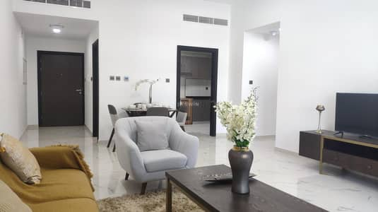 1 Bedroom Apartment for Rent in Arjan, Dubai - Best In Class  No Comission   Closed Kitchen   2 Months Free