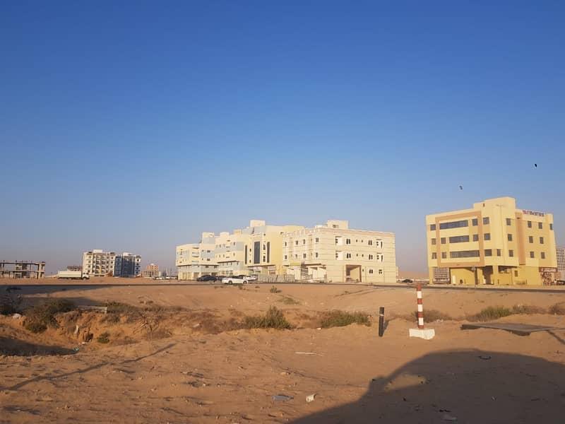 6727 SQ FT G+6 COMMERCIAL RESIDENTIAL LAND IN AL JURF 16 ON MAIN LANE