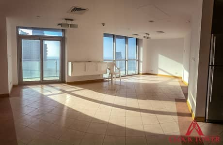 3 Bedroom Flat for Rent in Dubai Marina, Dubai - Sea View l Super Spacious l Call Now
