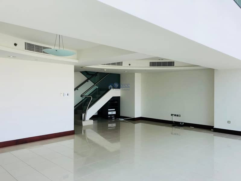 2 Luxuary 2Br Duplex Apartment with MAID and Balconey