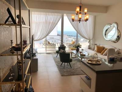 شقة 1 غرفة نوم للايجار في نخلة جميرا، دبي - Brand-new | Sea and Palm view | Beach and Tennis