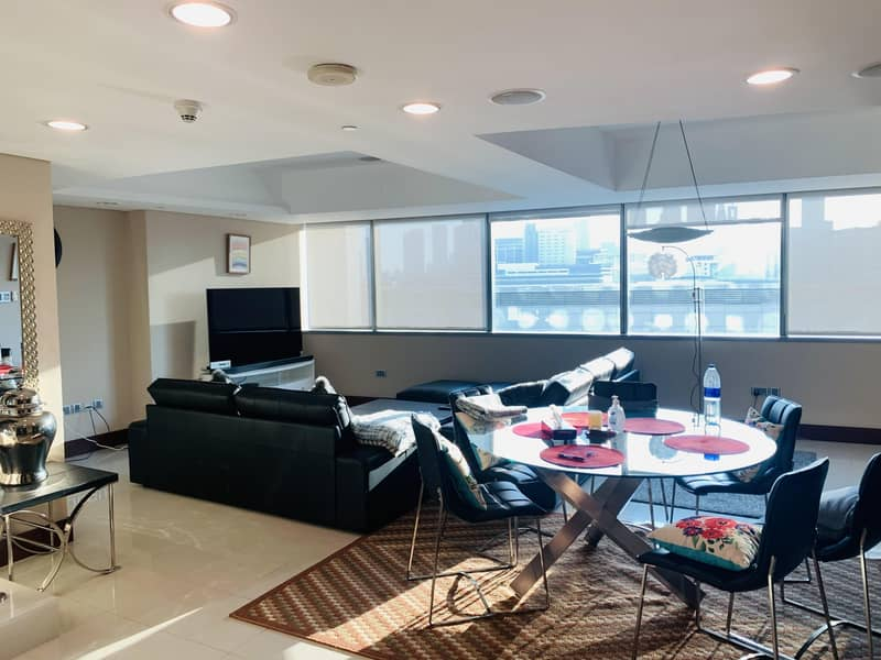 20 Furnished 2Br Apartment for Rent in Trade Centre