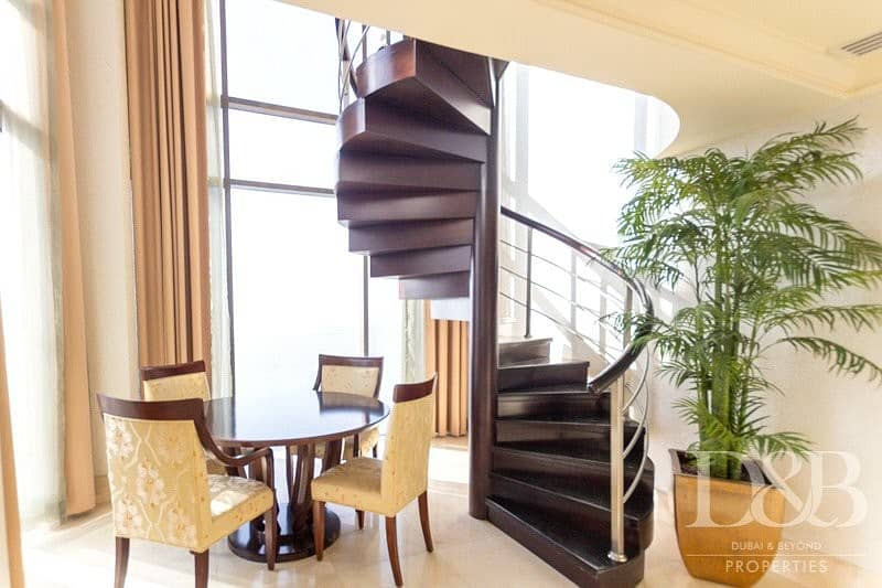 2 Luxury Penthouse | Spacious | Furnished