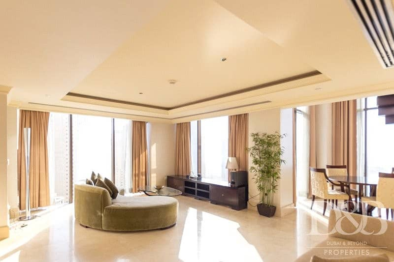 Luxury Penthouse | Spacious | Furnished