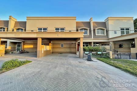 3 Bedroom Townhouse for Sale in Mirdif, Dubai - 3 Bedrooms | Maid's Room | Vacant Villa