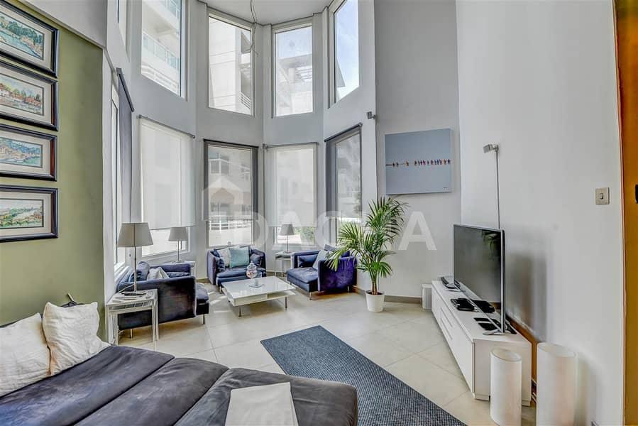 3BR / Duplex / Big Layout / Low Floor