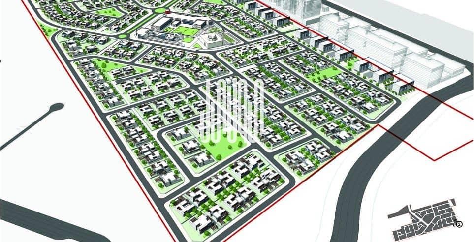 7 Perfect big Residential Land Premium location