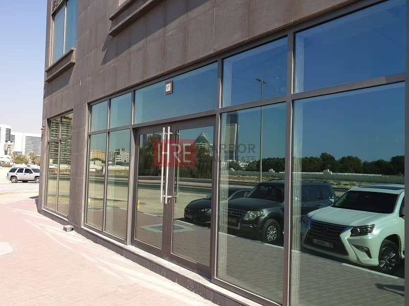 Shell & Core | Retail Space | 1690 Sq.Ft.