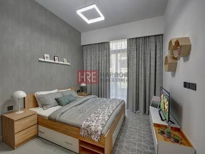 2 Bedroom Apartment for Sale in Jumeirah Village Circle (JVC), Dubai - Elegant Design I 2 B/R + Maids I No Commission