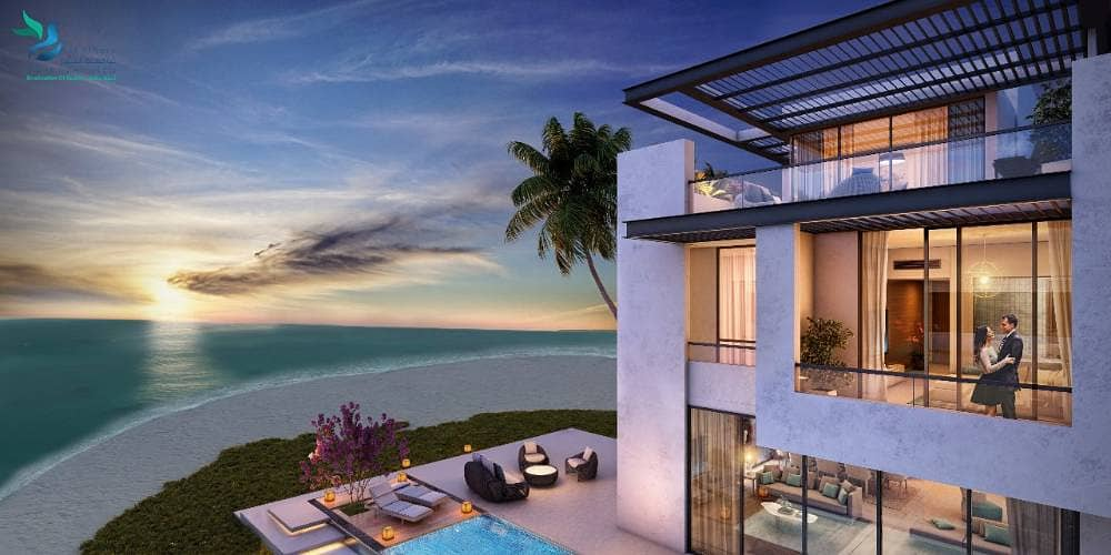 6BR luxury beach villa to see life with new eyes .