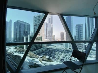 فلیٹ 2 غرفة نوم للايجار في مركز دبي المالي العالمي، دبي - Furnished | Amazing Views | Vacant