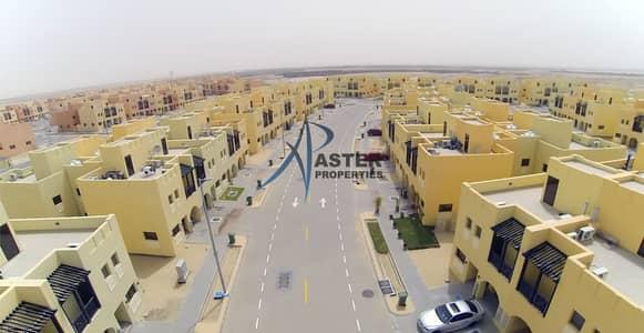 فیلا 3 غرف نوم للايجار في قرية هيدرا، أبوظبي - Corner 3 bed Villa for rent!