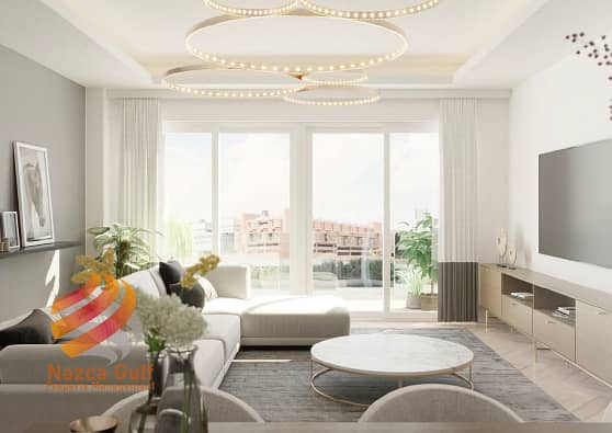 2 No Commission for Ultra-Luxury 2 Bed Apartment