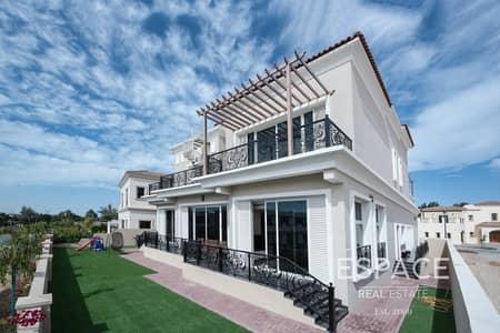 فیلا 6 غرف نوم للبيع في عقارات جميرا للجولف، دبي - Cheapest 6 Beds Villa in JGE with Big BUA