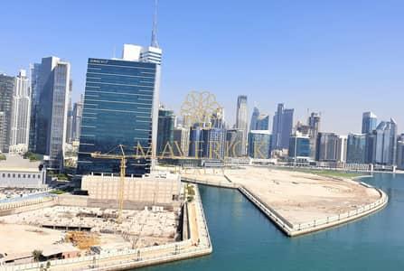 فلیٹ 1 غرفة نوم للايجار في الخليج التجاري، دبي - Canal View | Luxury Spacious 1BR | 12 Cheques