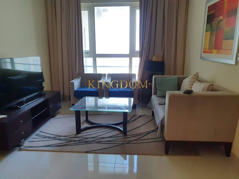 1 Luxury furnished 1BR lTenora Tower l Dubai South