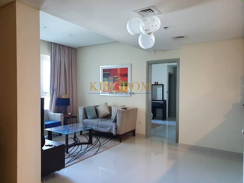 2 Luxury furnished 1BR lTenora Tower l Dubai South