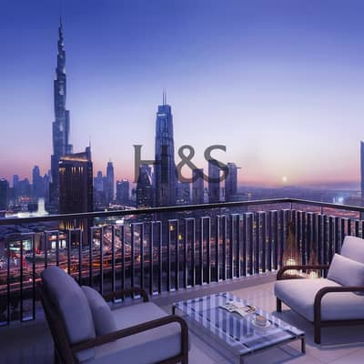 2 Bedroom Apartment for Sale in Downtown Dubai, Dubai - Flexible Payment Plan I Luxury Living Apt I Downtown