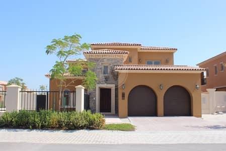 3 Bedroom Villa for Sale in Saadiyat Island, Abu Dhabi - Standalone villa for sale in prestigious community