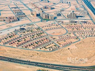 Plot for Sale in Jumeirah Village Circle (JVC), Dubai - Corner Plot | Easy Access | Quiet Street