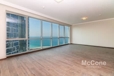 2 Bedroom Apartment for Sale in Jumeirah Beach Residence (JBR), Dubai - Sea Views | Fantastic Finish | Beach Access