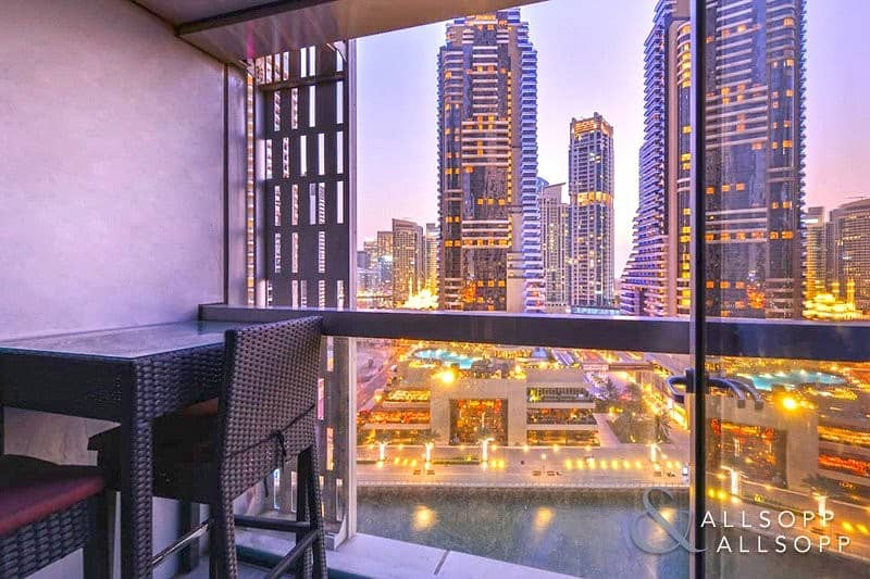 2 1Bed   Exclusive   Immaculate   Marina View