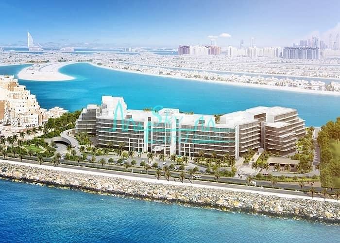 13 The 8 Hotel|4-BR Townhouse|Palm Jumeirah View|Superb Garden