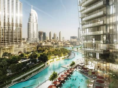 4 Bedroom Apartment for Sale in Downtown Dubai, Dubai - Excellent Investment I Stunning ViewI Iconic Tower