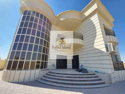 6 Bedroom Villa for Sale in Shakhbout City (Khalifa City B), Abu Dhabi - Stand alone | Huge Yard | Extension | Balconies