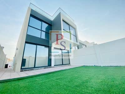 3 Bedroom Villa for Rent in Al Salam Street, Abu Dhabi - Get a Premium 3BR Villa with Big Garden