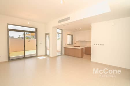 3 Bedroom Townhouse for Sale in Arabian Ranches 2, Dubai - Single Row | Near Entrance and Amenities