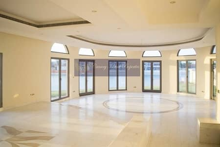 5 Bedroom Villa for Rent in Palm Jumeirah, Dubai - Vacant ! Skyline View ! 5BR Signature Villa