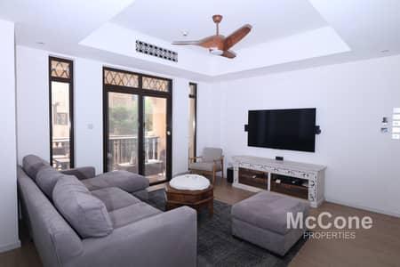 شقة 2 غرفة نوم للايجار في المدينة القديمة، دبي - Stunning Fully-Upgraded & Furnished Apartment