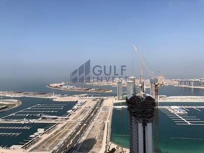 بنتهاوس 5 غرف نوم للبيع في دبي مارينا، دبي - Half a floor / Panoramic sea view / High floor