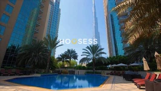 Spacious Bright 2BR | Lake View | Beside Dubai Mall
