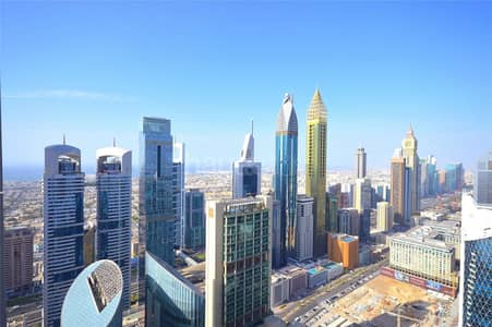 2 Bedroom Flat for Rent in DIFC, Dubai - Stunning Views | 2 Balconies | Chiller Free