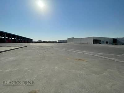 Plot for Rent in Jebel Ali, Dubai - OPEN YARD FOR STORAGE